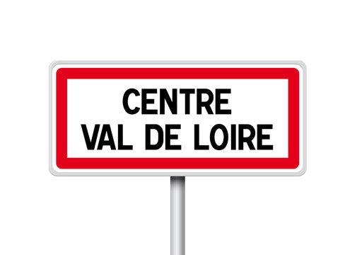 Centre Val de Loire - Panneau