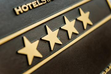 Tafel - Hotel Kategorie 4 Sterne