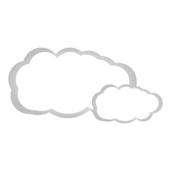 vector image clouds
