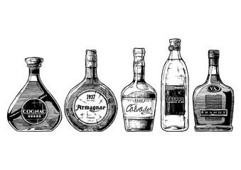 types of Brandy