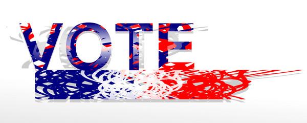 élection présidentielle vote street art
