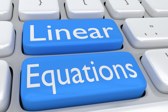 Linear Equations concept