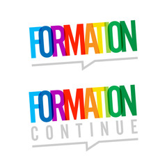 Formation / Formation continue
