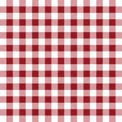 Vector geometric pattern - checkered plaid. Abstract simple square texture. Background in the box for your design.