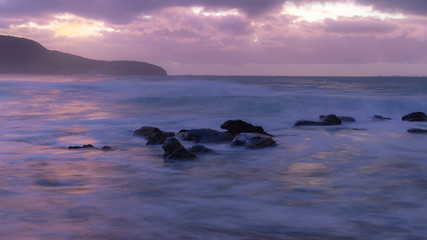 Break of Dawn Seascape