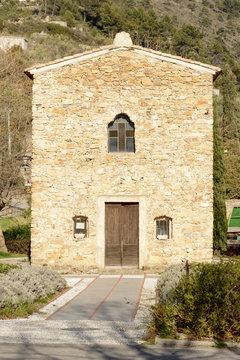 San Bernardo chapel, Seborga , Italy