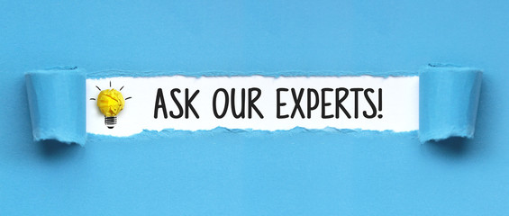 Ask our experts! / papier