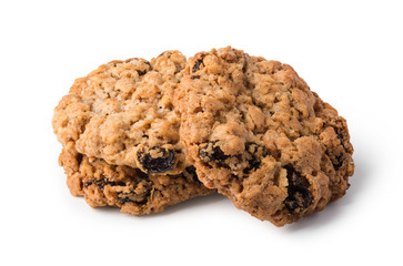 Stores à enrouleur Biscuit oatmeal cookies