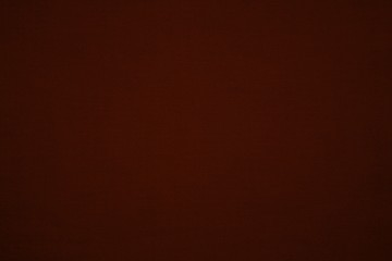 Dark Red Canvas Fabric Texture