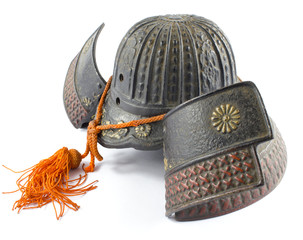 Antique Samirai Helmet