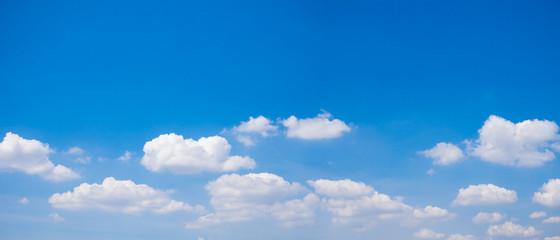 Panorama sky and cloud.