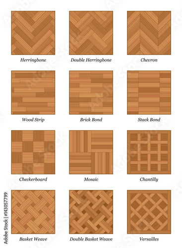 Quot Parquet Pattern Chart Most Popular Parquetry Wood