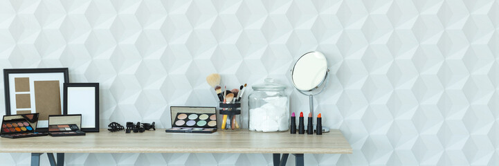 Cosmetics and makeup accessories