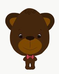 funny bear boy