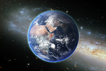 Planet Earth, Elements of this Image Furnished By NASA