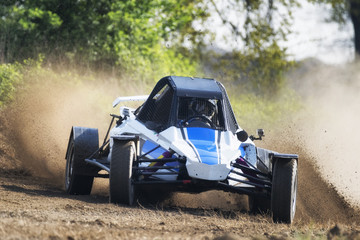 autocross buggy car off road