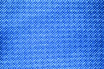 blue color abstract plastic texture background