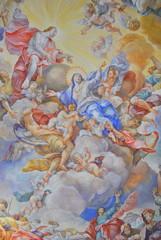 Barokowe malowidło