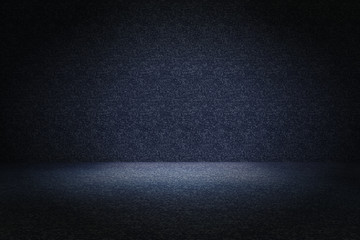 3D rendering of blank marble background
