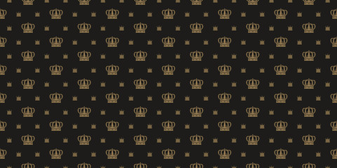 Seamless Damask Wallpaper Royal