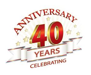 Happy Birthday 40 Years