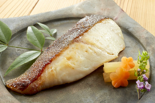 焼き魚 鰆(さわら)