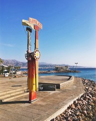 Eilat Israel Waterfront
