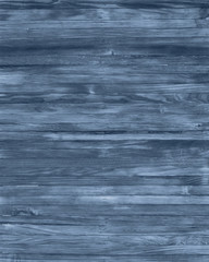 Blue wooden slats, old board, abstract web banner