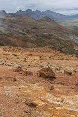 Krysuvik - seltun geothermal area