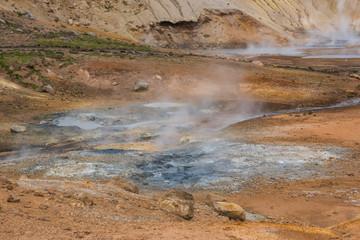 Krysuvik-seltun geothermal area