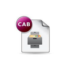 Color Icon - Cab file format