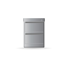 Color Icon - Office cabinet
