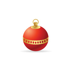 Color Icon - Christmas Orb