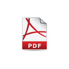 Color Icon - Portable document file format