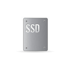 Color Icon - Solid state drive