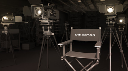 Director and Equipment