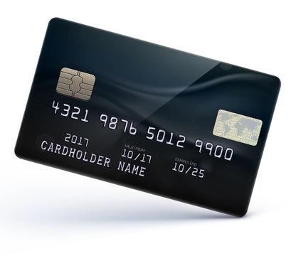 Black Credit Card