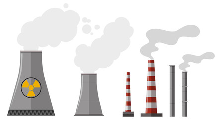 Different types of chimney
