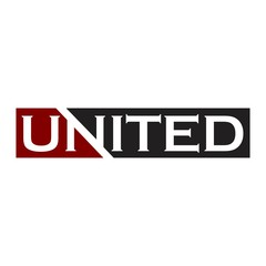 united logotype vector.