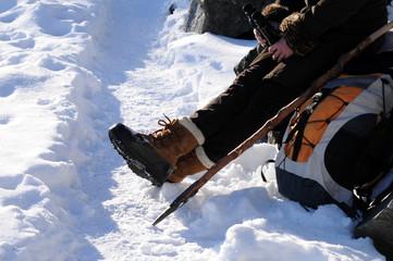 Winterwanderung im Hunsrück