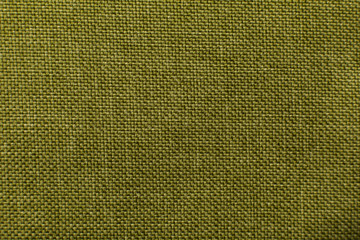 Soft green textile as background