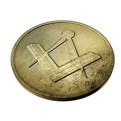 Winkel unf Zirkel Medaille