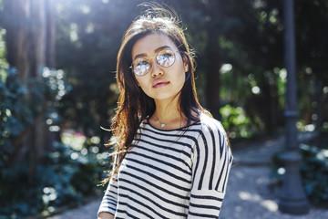 Asian girl glasses fi vergara naked free