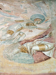 Castelseprio (Lombardy, Italy), paintings in the church