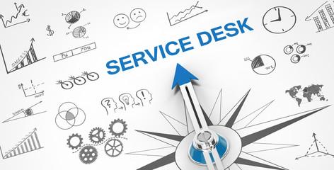 Service Desk / Compass
