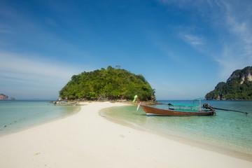 Island in Krabi, Thailand