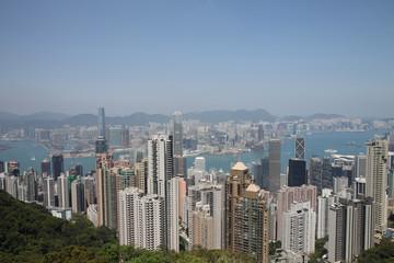 Buildings in HongKong