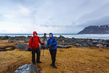 Travel to Lofoten islands