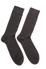 black  men's socks