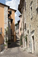 Cerreto di Spoleto, Perugia, Umbria, Italia